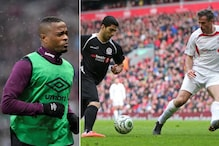 Jamie Carragher Apologises to Patrice Evra for Wearing Luis Suarez T-shirts