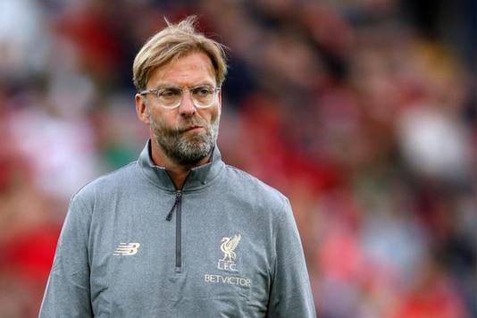 Liverpool manager Juergen Klopp (Photo Credit: Reuters)