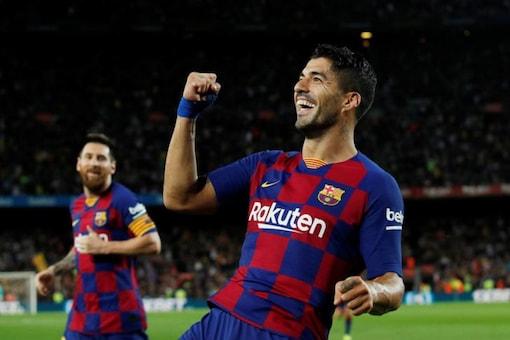 Barcelona (Photo Credit: Reuters)