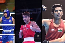 Shiva Thapa, Pooja Rani Bag Gold as Ashish Settles for Silver at Boxing Olympic Test Event