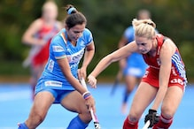 Indian Women's Hockey Team Play Out Goalless Draw against Great Britain