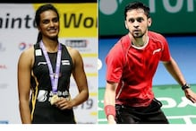 Parupalli Kashyap Breaks into Top 25, PV Sindhu Drops to World No. 6