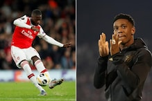 UEFA Europa League: Nicolas Pepe Rescues Arsenal as Manchester United Eke Out Rare Away Win