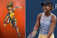 Marvel-ous: Tennis Star Naomi Osaka Transforms Into a Marvel Superhero