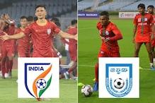India vs Bangladesh, FIFA 2022 World Cup Qualifier HIGHLIGHTS in Kolkata: Adil Salvages 1-1 Draw