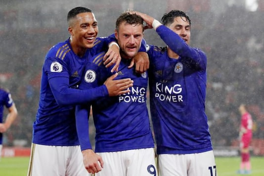 Leicester City (Photo Creit: Reuters)