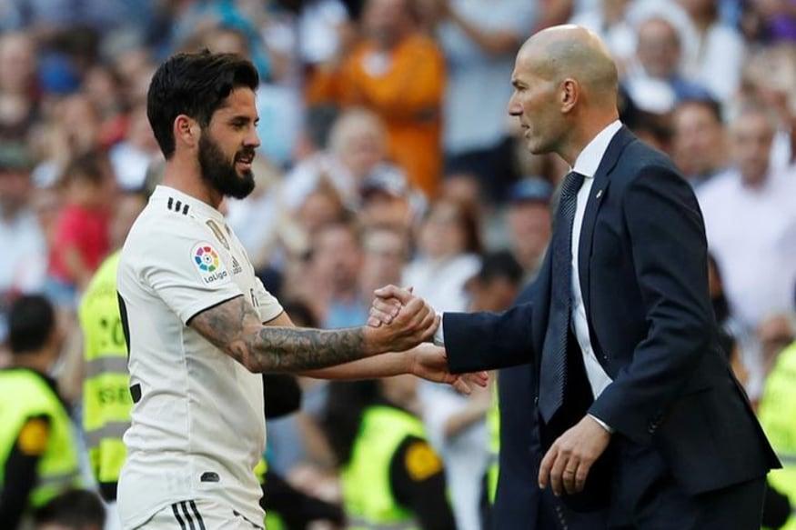 Burglars Who Targeted Zinedine Zidane and Isco's Home in Madrid Arrested