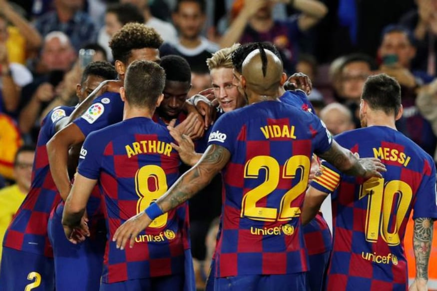 Barcelona and Real Madrid Face Testing Week Amid El Clasico Uncertainty