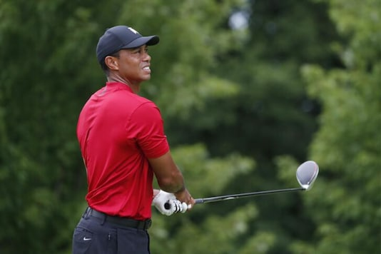 Tiger Woods (Photo Credit: Reuters)