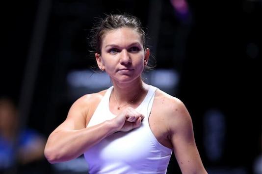 Simona Halep (Photo Credit: Reuters)