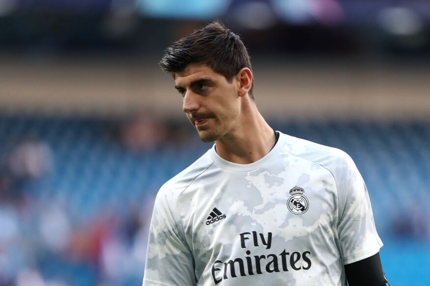 Esports: Real Madrid's Thibaut Courtois To Race For Red