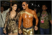 Disha Patani, Tiger Shroff Sizzle at Indian Super League Opening Ceremony, Watch Video