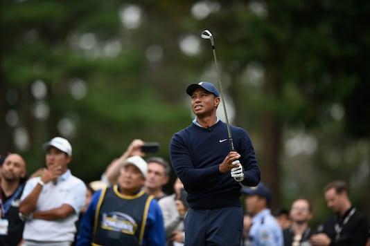 Tiger Woods (Photo Credit: Reuters)
