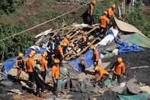 PHOTOS: Typhoon Mitag Wreaks Havoc in South Korea