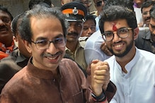 Aaditya Thackeray Files Nomination Papers After a Mega Road Show in Mumbai