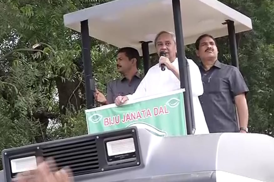 Amid Oppn's Betrayal Charge, Naveen Patnaik Joins BJD's High-Octane Bijepur Bypoll Campaign Trail