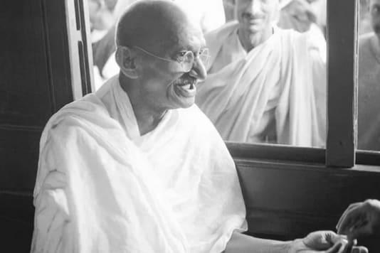 File photo of Mahatma Gandhi (Image: Getty Images)