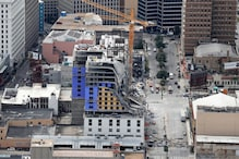 One Dead, 18 Injured After Top Floors of Hotel Collapses in New Orleans