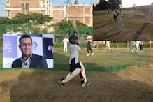 Sehwag Wins Praises for Training Kids of 'Pulwama Shaheeds' at His School