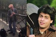 When a Paris Man's Soulful Rendition of 'Tujhe Dekha To' Reminded SRK of Yash Chopra