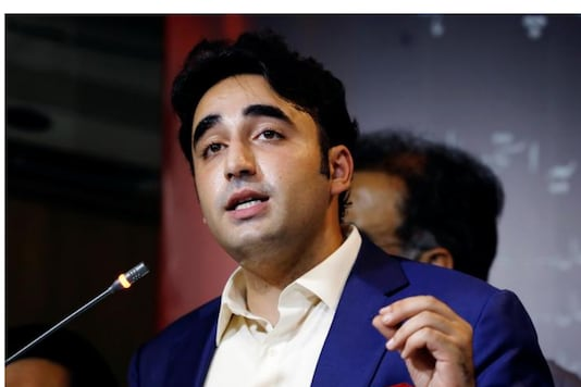 File photo of Bilawal Bhutto. (Reuters)