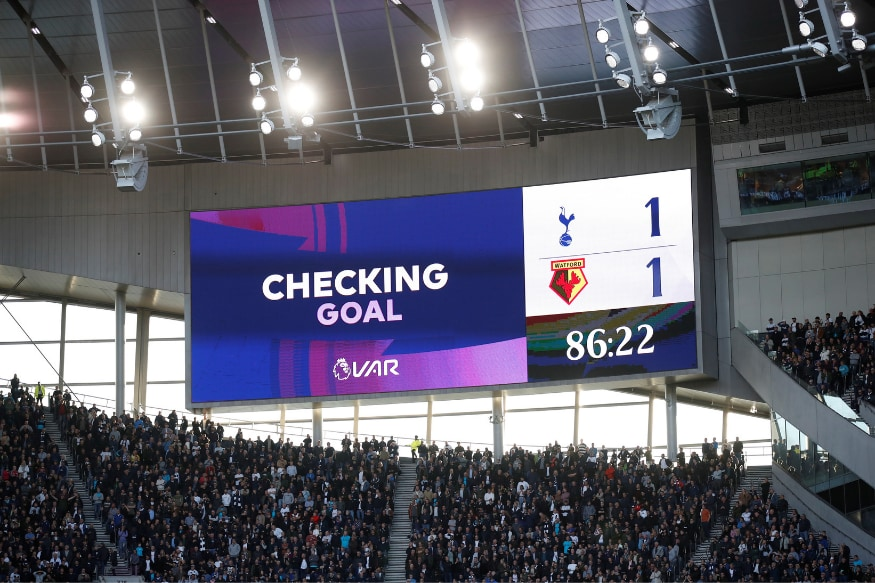 Watford Angered by 'Subjective' VAR as Dele Alli Saves Tottenham Hotspur