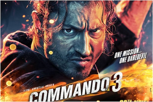Vidyut Jammwal's Commando 3 Introductory Scene Out, Watch Video Here