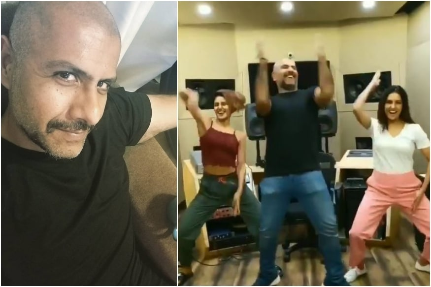 Vishal Dadlani Forgets to Lip-sync as He Takes up #BalaChallenge with Neeti, Shakti Mohan