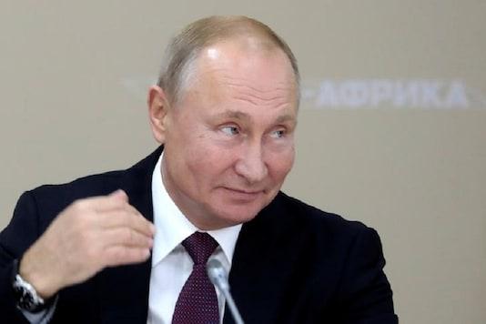 Russian President Vladimir Putin. (Image: Reuters)