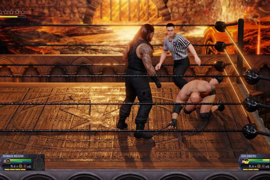 WWE 2K20 3