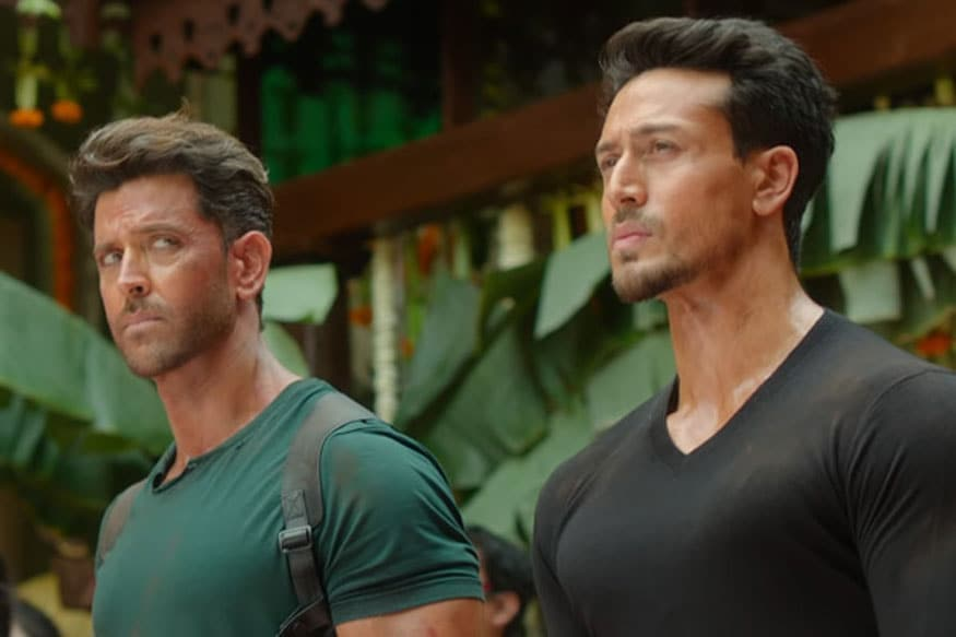 I Haven't Had This Kind of Chemistry with My Past Heroines, Says Tiger on War Co-actor Hrithik