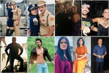 Salman Khan-Preity Zinta Dress Up as Cops, Nia Sharma-Mouni Roy Celebrate Arjun Bijlani's Birthday