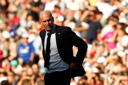 File photo of Zinedine Zidane. (Photo Credit: Reuters)