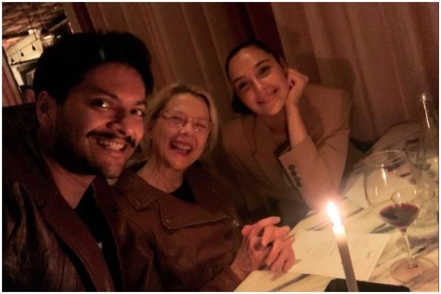 Gal Gadot Hosts Sweet Birthday Dinner for Death on the Nile Co-Star Ali Fazal in London