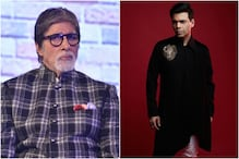 Koffee With Karan Time Machine Dedicates This Week to Amitabh Bachchan's 77th Birthday