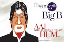 Amitabh Bachchan's Birthday: 10 Fun Facts You Should Know