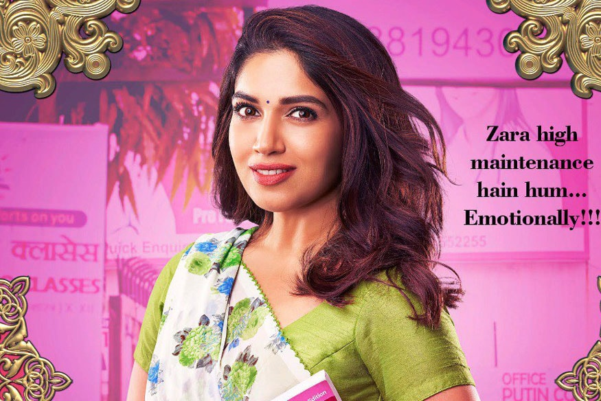 Bhumi Pednekar Reveals Where She Draws the Line While Choosing Film Roles