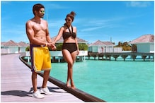 Debina Bonnerjee and Gurmeet Choudhary are on the Most Glamorous Vacation Ever in Maldives