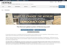 Democracy is up For Auction From $300000; And no, Politics Has Nothing to do With it