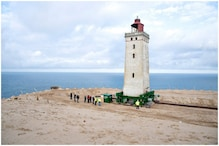Lighthouse on Wheels: Danes Spend Rs 5 Crore to Move 120-Years-Old Tower Away from Sea