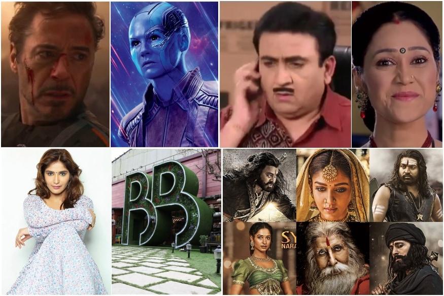 Marvel Offended by Martin Scorsese's Remark, Dayaben Returns to Tarak Mehta ka Ooltah Chashma