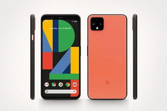 File image of the Google Pixel 4. (Representative image)