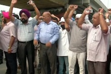Traffic Woes as Jammu Private Transporters Call for 'Chakka Jam' Against New Sarore Toll Plaza