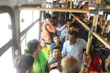 Day After 'Bhai Dooj' Gift, Kejriwal Boards Delhi Buses for Feedback on Free Travel for Women