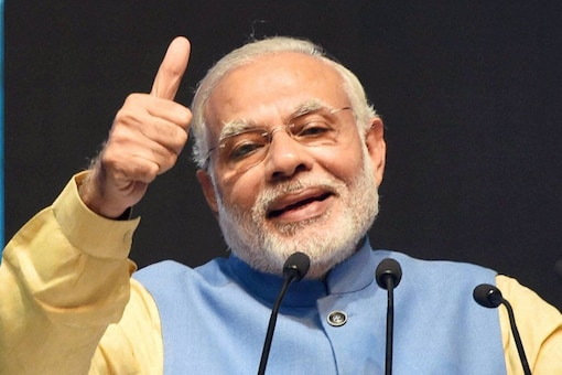 File photo of Prime Minister Narendra Modi. (PTI Photo)