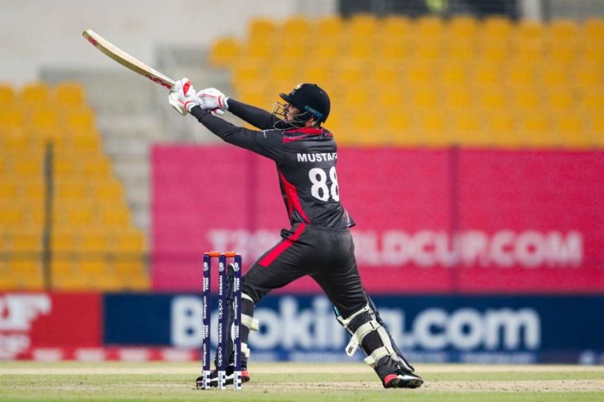 UAE End Miserable Week by Downing Ireland at World T20