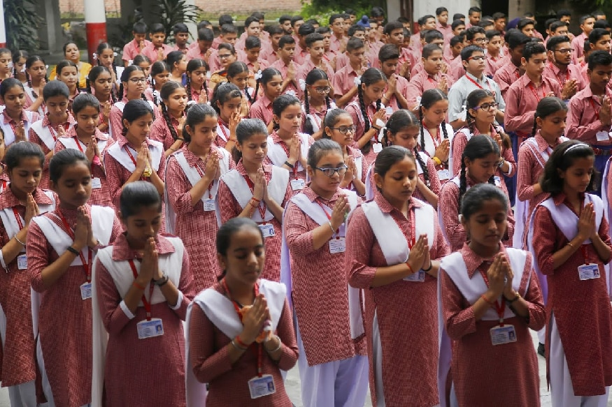 Reciting Preamble Every Saturday Mandatory in MP Govt Schools