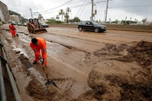 One Dead, Four Missing in Flash Floods in Spain; Road & Air Travel Disrupted