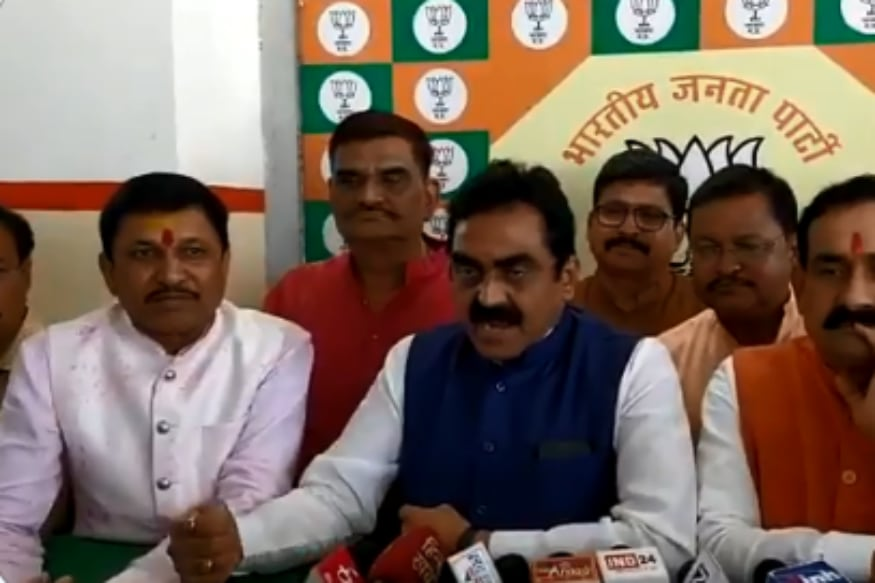 After Three Months, BJP MLA Who Voted for Congress-led MP Govt Returns to Saffron Fold