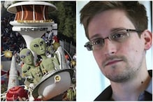 Edward Snowden Confirms Aliens Never Contacted the CIA and Moon Landing Did Happen